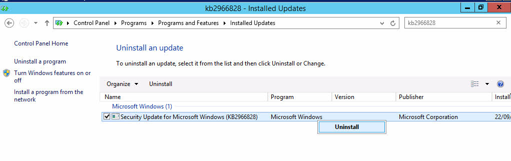Uninstall-KB2966828