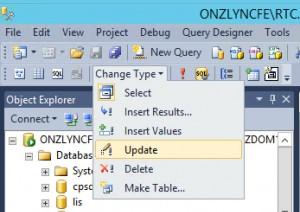SQL-Update-Command