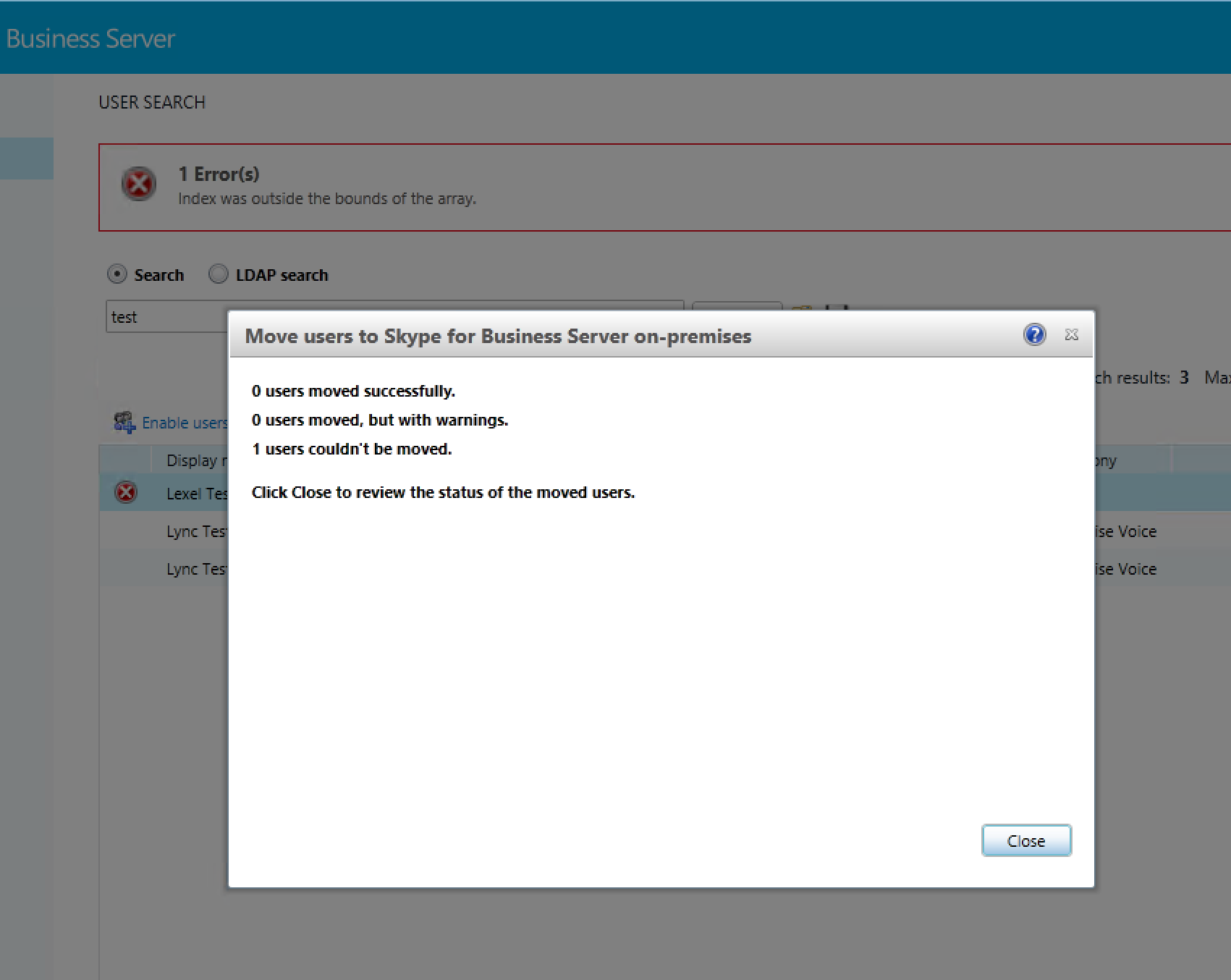Skype for Business Hybrid: Migrating from Online to On