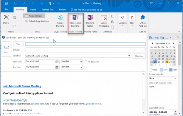 outlook online meeting plugin Learn about the different ways you can integrate with outlook.