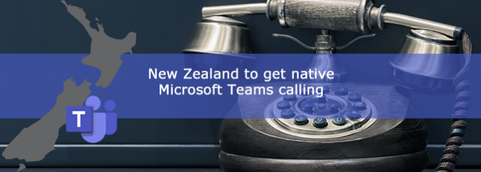 Microsoft Teams Calling for NZ